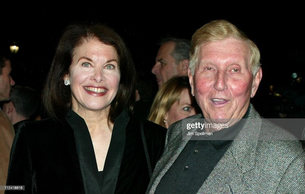 Sherry Lansing, Chair, Paramount Motion Picture Group, & Sumner Redstone, Chairman/CEO, Viacom, Inc.
