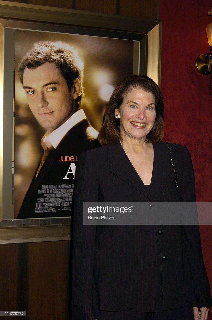 Sherry Lansing during 'Alfie' - New York Premiere - Red Carpet Arrivals at Ziegfield Theater in New York City, New York, United States.