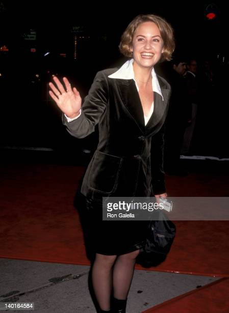 Sherry Stringfield at the Premiere of 'Ace Ventura When Nature Calls' Mann Village Theatre Westwood