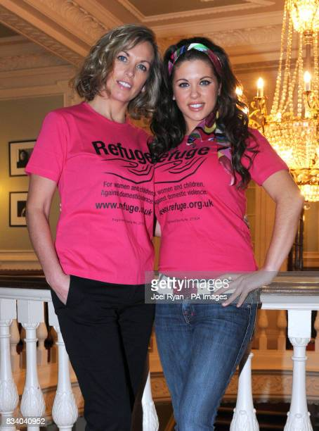 Sheryl and Bianca Gascoigne are revealed as the hosts of the forthcoming 'Dirty Dancing The Classic Story On Stage' Valentine's Day Gala in aid of...