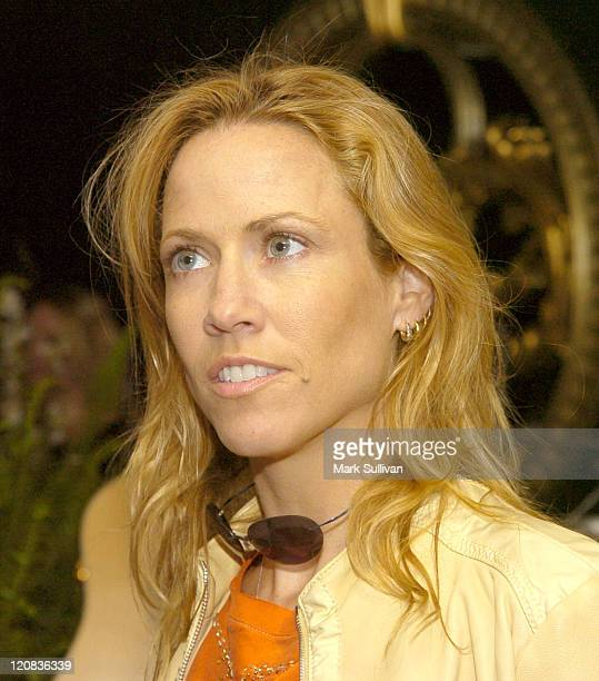 Sheryl Crow at the Backstage Creations Talent Retreat
