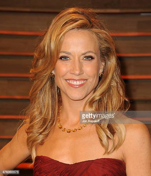 Sheryl Crow attends the 2014 Vanity Fair Oscar Party hosted by Graydon Carter on March 2 2014 in West Hollywood California