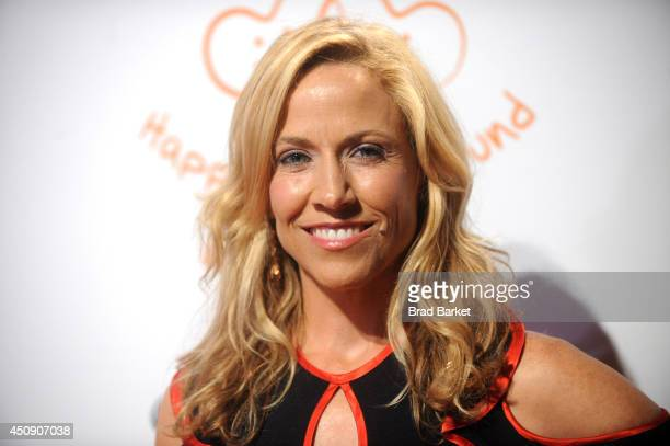 Sheryl Crow attends the Happy Hearts Fund Gala with Chopard 10 year anniversary of the Indian Ocean tsunami tribute at Cipriani 42nd Street on June...