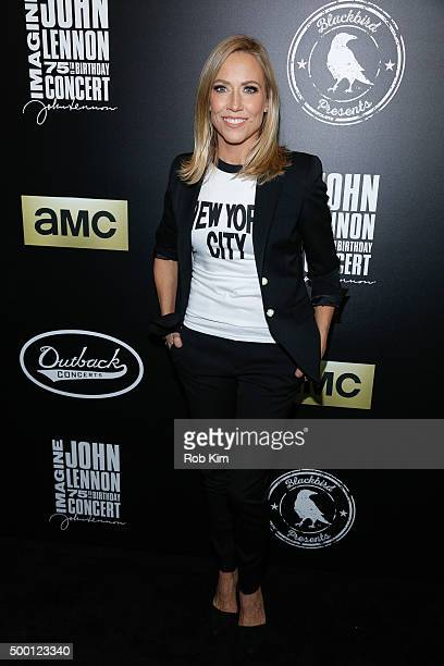 Sheryl Crow attends the Imagine John Lennon 75th birthday concert at Madison Square Garden on December 5 2015 in New York City