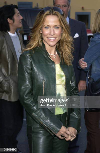 Sheryl Crow during 'Ivansxtc' Los Angeles Premiere at Raleigh Studios in Los Angeles California United States
