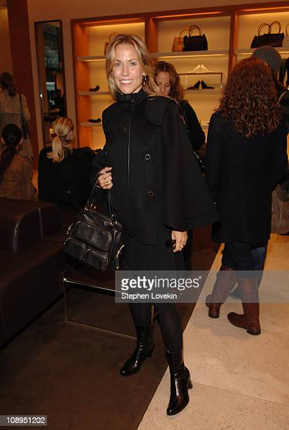 Sheryl Crow during Preview of Tod's by Derek Lam Fall/Winter 2007 Clothing Collection Hosted by Lucy Liu at Tod's in New York City New York United...