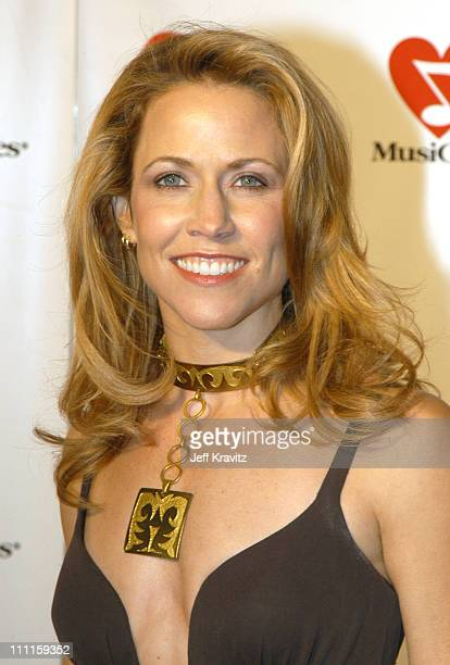 Sheryl Crow during The 45th GRAMMY Awards MusiCares 2003 Person of the Year Bono Arrivals by Jeff Kravitz at Marriott Marquis in New York City New...