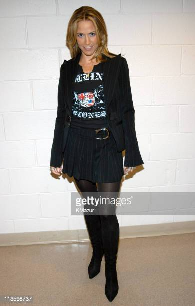 Sheryl Crow during The Andre Agassi Charitable Foundation's 8th 'Grand Slam for Children' Fundraiser Backstage at The MGM Grand Hotel and Casino in...