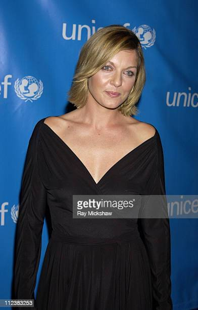 Sheryl Lee during UNICEF Goodwill Gala Celebrating 50 Years of Celebrity Goodwill Ambassadors Red Carpet at The Beverly Hilton in Beverly Hills...