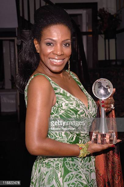 Sheryl Lee Ralph during King Foundation Hosts PreAwards Dinner at the Graycliff Restaurant at Graycliff Restaurant in Nassau Bahamas