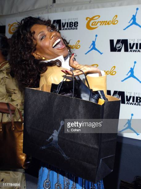 Sheryl Lee Ralph during The Jordan Brand PreVibe Awards Gift Cabana at The Viceroy in Santa Monica California United States