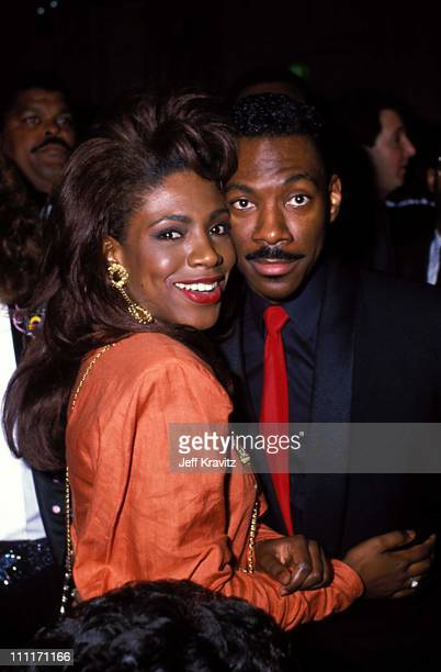 Sheryl Lee Ralph Eddie Murphy during Misc Photos