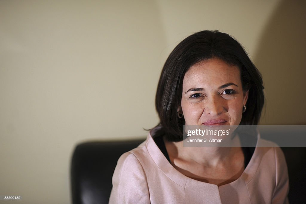 <a gi-track='captionPersonalityLinkClicked' href=/galleries/search?phrase=Sheryl+Sandberg&family=editorial&specificpeople=5922850 ng-click='$event.stopPropagation()'>Sheryl Sandberg</a>, Chief Operating Officer of Facebook, posing for Business Week magazine in Manhattan.