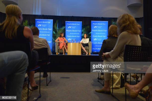 Sheryl Sandberg in conversation with Ana VecianaSuarez about Sheryl Sandberg new book 'Option B Facing Adversity Building Resilience and Finding Joy'...