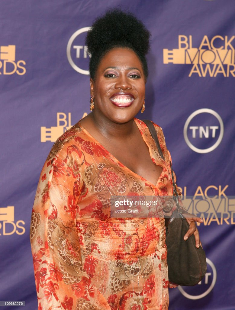 Sheryl Underwood 12556_JG_0160.jpg during 2006 TNT Black Movie Awards - Arrivals at Wiltern Theatre in Los Angelses, California, United States.