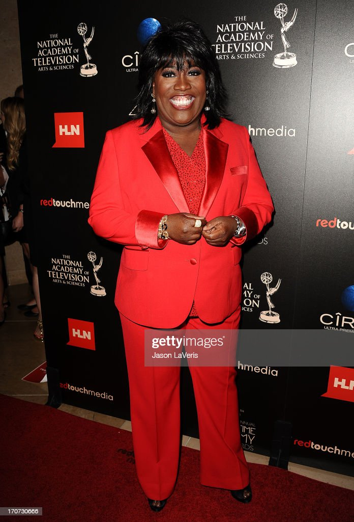 Sheryl Underwood attends the 40th annual Daytime Emmy Awards at The Beverly Hilton Hotel on June 16, 2013 in Beverly Hills, California.