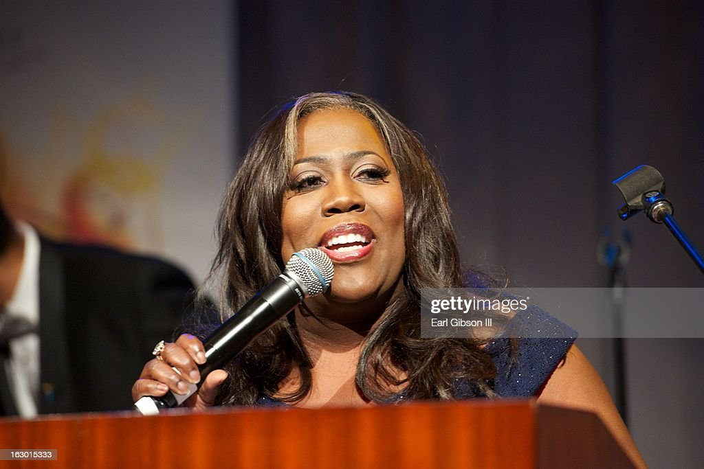Sheryl Underwood attends the UNCF Mayor's Masked Ball Hosted By Mayor Antonio Villaraigosa at Hilton Universal City on March 2, 2013 in Universal City, California.