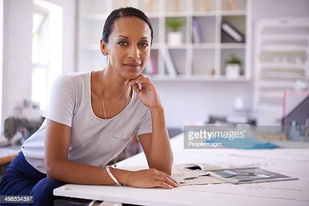 She's a dream designer