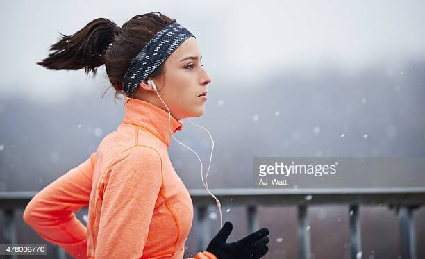 She's an all-weather athlete