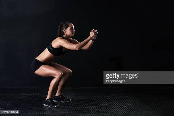She's got the squat