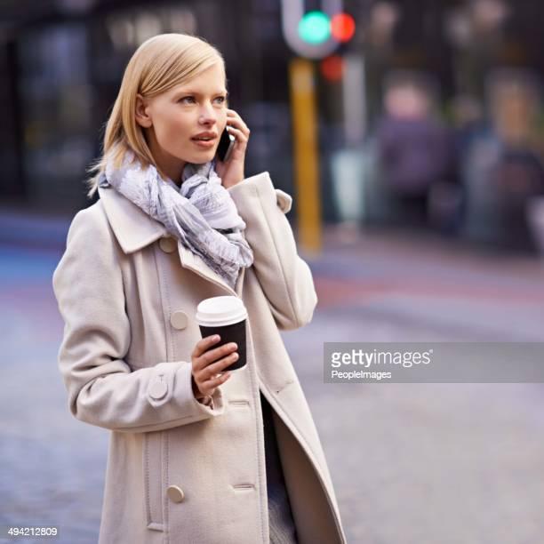 彼女の街の典型的な女性