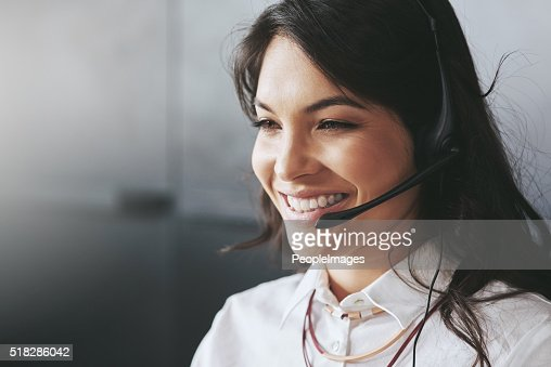 She's your direct line to business solutions