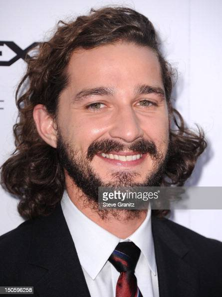 Shia LaBeouf arrives at the 'Lawless' Los Angeles Premiere at ArcLight Cinemas on August 22 2012 in Hollywood California