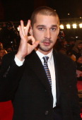 Shia LaBeouf arrives for the 'The Neccessary Death of Charlie Countryman' Premiere during the 63rd Berlinale International Film Festival at Berlinale...
