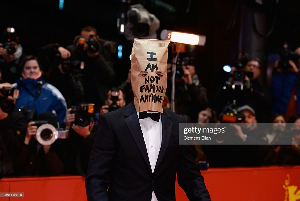 Shia LaBeouf attends 'Nymphomaniac Volume I ' premiere during 64th Berlinale International Film Festival at Berlinale Palast on February 9 2014 in...