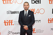 Shia LaBeouf attends the premiere of 'Man Down' at Roy Thomson Hall during the 2015 Toronto International Film Festival on September 15 2015 in...