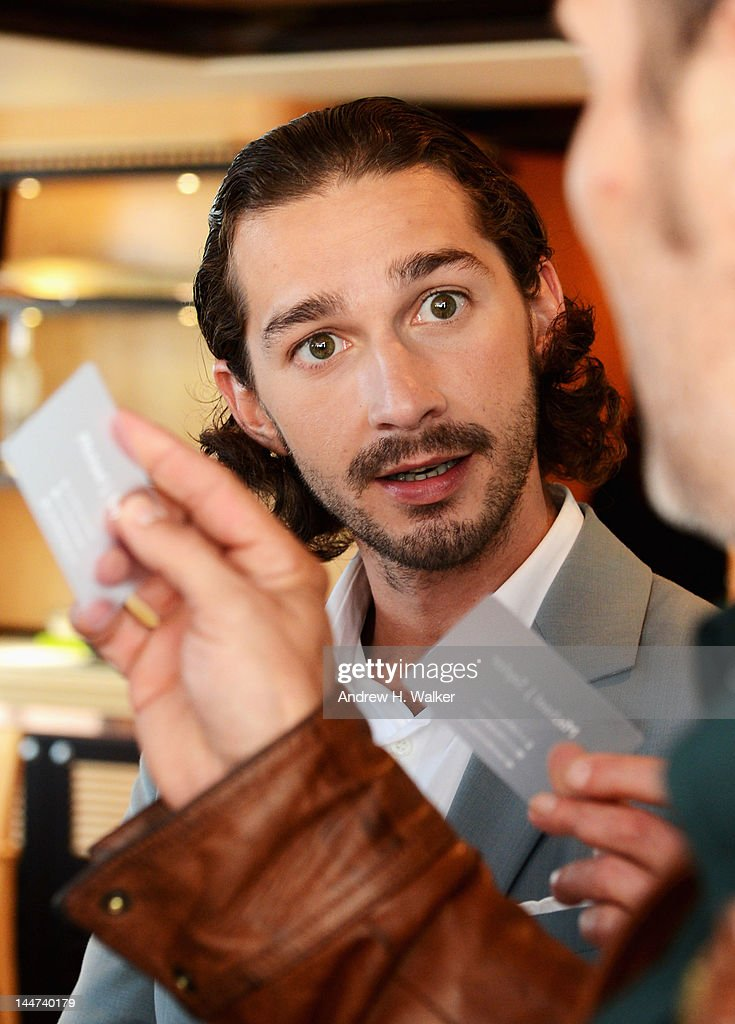 <a gi-track='captionPersonalityLinkClicked' href=/galleries/search?phrase=Shia+LaBeouf&family=editorial&specificpeople=233442 ng-click='$event.stopPropagation()'>Shia LaBeouf</a> attends the Voltage Pictures sales party for 'Necessary Death of Charlie Countryman' with Stella Artois and Belvedere aboard M/Y Harle during the 65th Annual Cannes Film Festival on May 18, 2012 in Cannes, France.