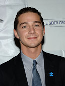 Shia LaBeouf during Concert for Autism Speaks Benefiting Autism Research at Frederick Rose Hall in New York April 9 2007 at Frederick Rose Hall at...