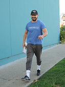 Shia LaBeouf is seen on January 08 2016 in Los Angeles California