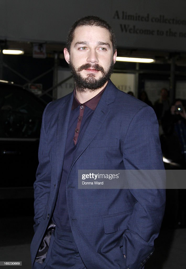 """The Company You Keep"" New York Premiere - Outside Arrivals"
