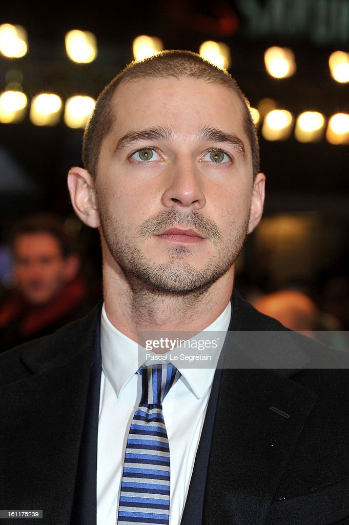 Shia LeBeouf attends 'The Necessary Death of Charlie Countryman' Premiere during the 63rd Berlinale International Film Festival at Berlinale Palast on February 9, 2013 in Berlin, Germany.