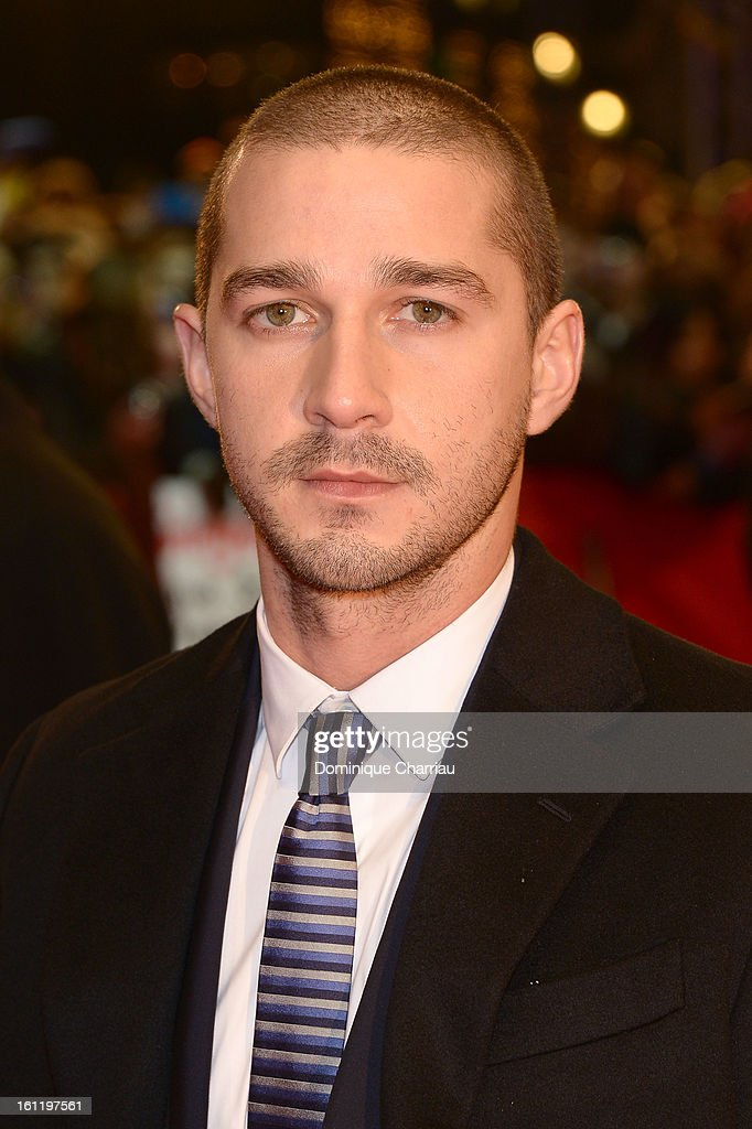 Shia LeBeouf attends 'The Necessary Death of Charlie Countryman' Premiere during the 63rd Berlinale International Film Festival at the Berlinale Palast on February 9, 2013 in Berlin, Germany.