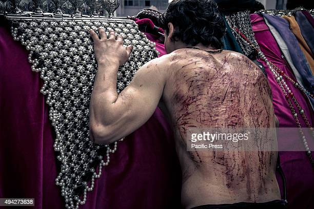 Shia Muslims gather in Piraeus to celebrate the day of Ashura in Athens Greece The day of Ashura is celebrated by Shia Muslims as a day of mourning...
