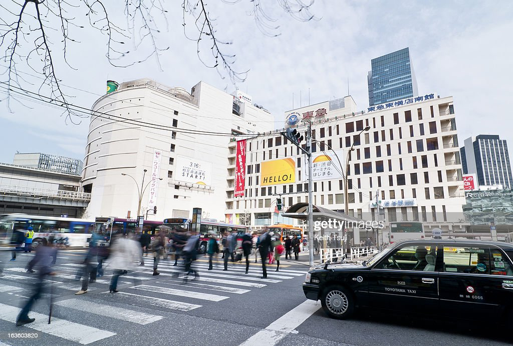Shibuya Station and surroundings will be undergoing major redevelopment over the coming years Tokyu Toyoko Line Shibuya Station will be relocated...