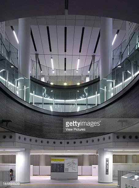Shibuya StationTokyo Tokyo Prefecture Japan Architect Tadao Ando Shibuya Subway StationVoid Creating View To Other Floors