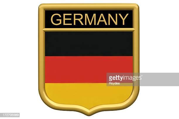 Schildaufnäher-Deutschland