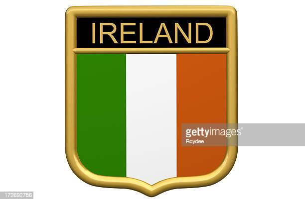 Shield Patch - Ireland