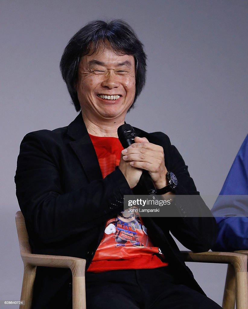Super Mario Run With Creator Shigeru Miyamoto