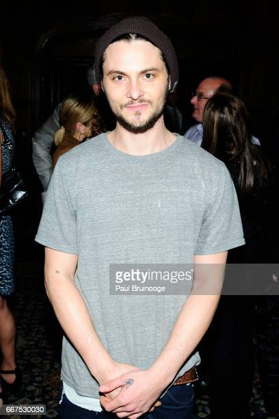 Shiloh Fernandez attends Amazon Studios Bleecker Street Host the After Party for 'The Lost City of Z' at The Explorer's Club on April 11 2017 in New...