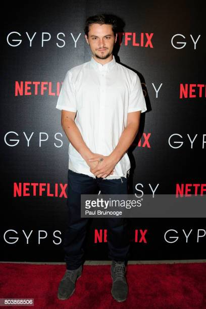 Shiloh Fernandez attends Netflix hosts a special screening of 'Gypsy' at Public Hotel on June 29 2017 in New York City