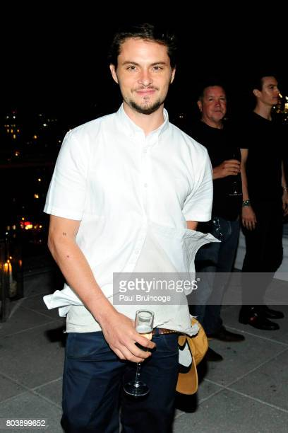 Shiloh Fernandez attends Netflix hosts the after party for 'Gypsy' at Public Hotel on June 29 2017 in New York City