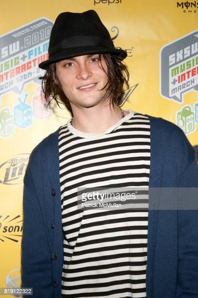 Shiloh Fernandez attends Premiere Screening of SKATELAND at SXSW at Paramount Theater on March 16 2010 in Austin TX