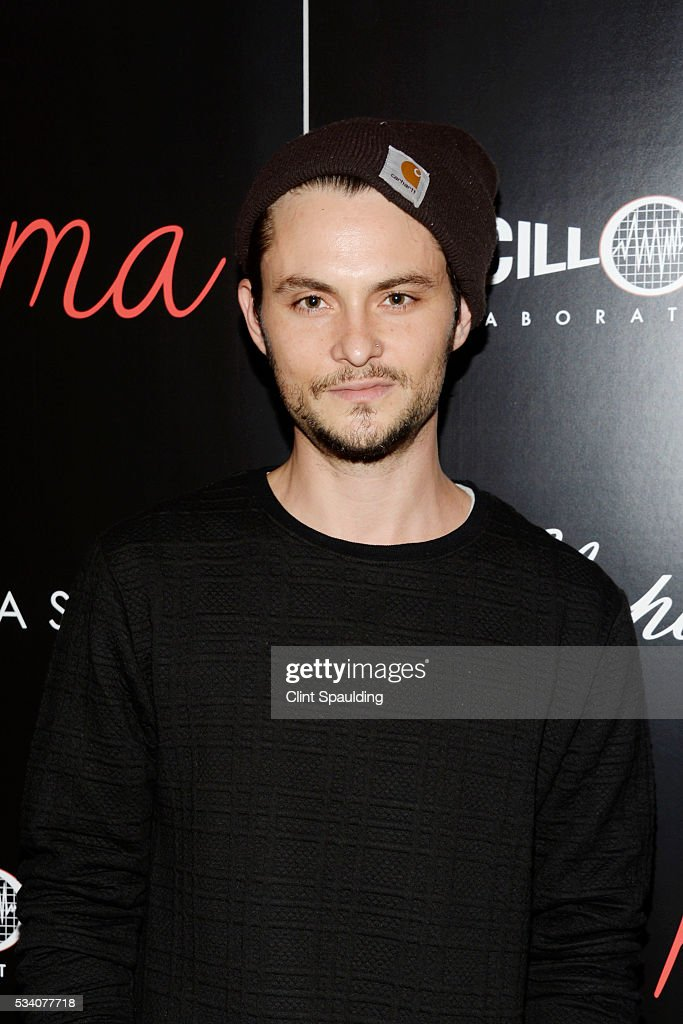 Shiloh Fernandez attends The Cinema Society and Chopard Host a Screening of Oscilloscope's 'ma ma' at Landmark Sunshine Theatre on May 24, 2016 in New York City.