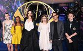 """The Eternals"" UK Gala Screening - VIP Arrivals"