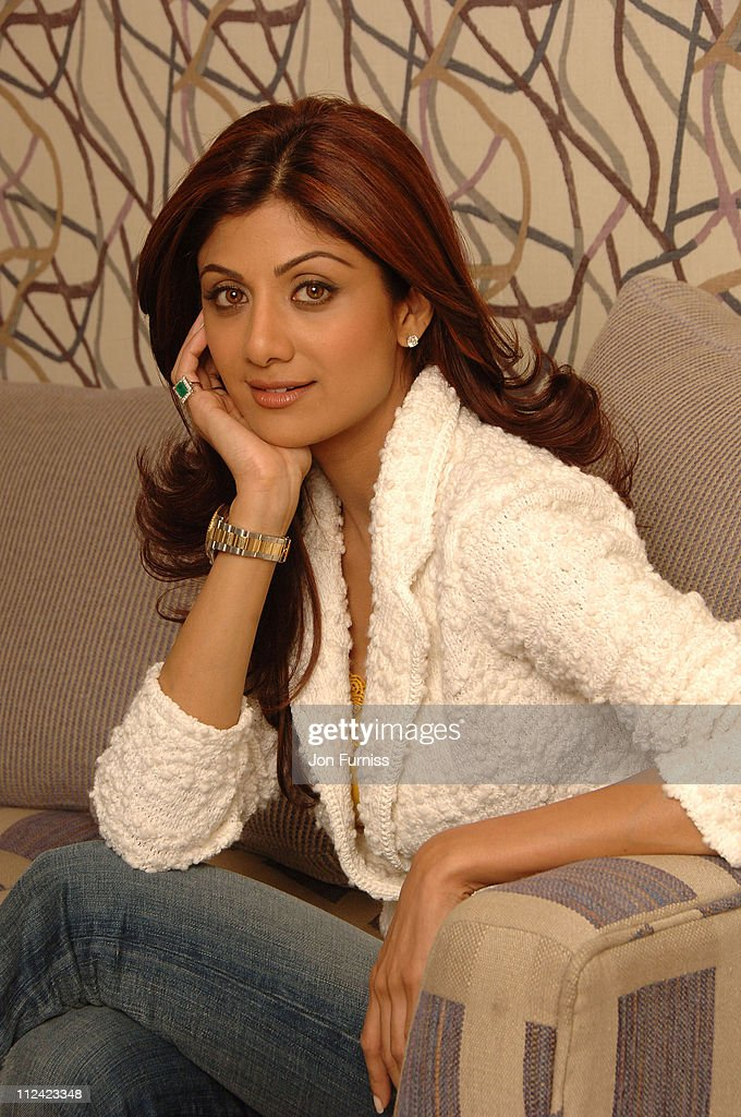 <a gi-track='captionPersonalityLinkClicked' href=/galleries/search?phrase=Shilpa+Shetty&family=editorial&specificpeople=565509 ng-click='$event.stopPropagation()'>Shilpa Shetty</a> during Photo Session with <a gi-track='captionPersonalityLinkClicked' href=/galleries/search?phrase=Shilpa+Shetty&family=editorial&specificpeople=565509 ng-click='$event.stopPropagation()'>Shilpa Shetty</a> at the Soho Hotel in London at Soho hotel in London, Great Britain.
