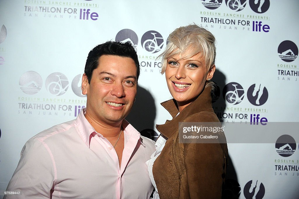 After Pool Party For The Roselyn Sanchez Triathlon For Life